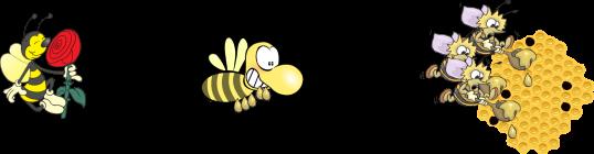 Producción de miel por las abejas